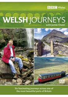 Welsh Journeys with Jamie Owen ( 2 Disc) DVD