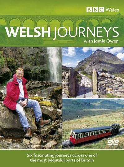 Welsh Journeys with Jamie Owen ( 2 Disc) DVD
