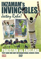 Inzamam's Invincibles - Jeetay Raho! (Two Disc DVD Set)