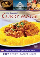 Pat Chapman's Curry Magic DVD