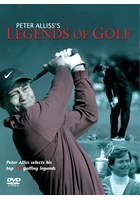 Peter Alliss's Legends of Golf DVD