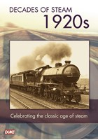 Decades of Steam - 1920's (DVD