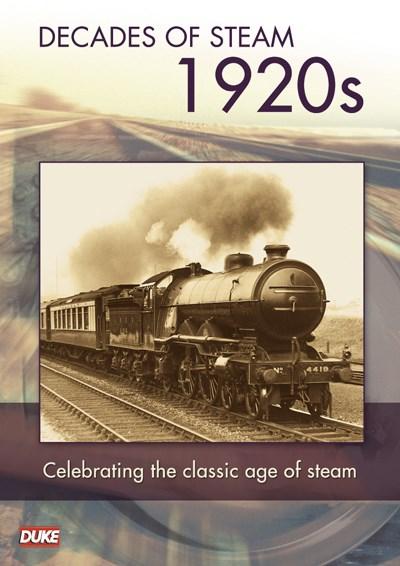 Decades of Steam - 1920's (DVD