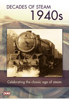 Decade of Steam 1940's DVD