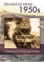 Decades of Steam - 1950's (DVD