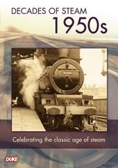 Decades of Steam - 1950's (DVD