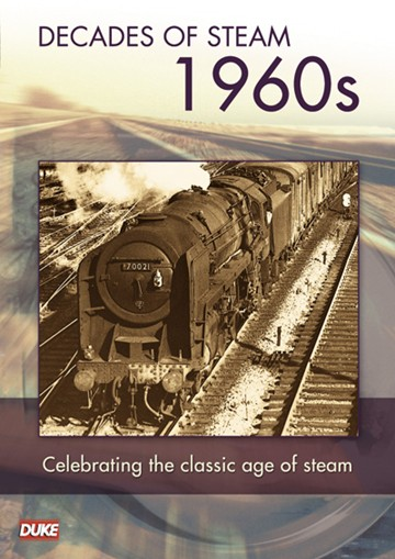 Decades of Steam - 1960's (DVD - click to enlarge
