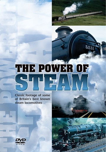 The Power of Steam - click to enlarge