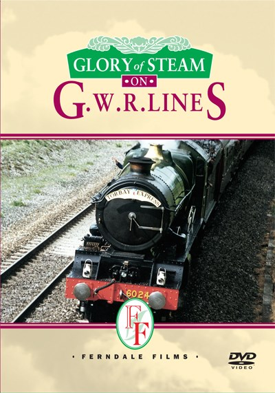 Glory of Steam on GWR Lines (DVD)