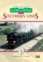 Glory of Steam on Southern Lines DVD