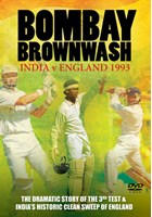 Bombay Brownwash - India v Eng