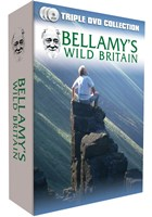Bellamy's Wild Britain - Triple DVD Collection