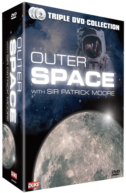 Outer Space - Triple DVD Collection