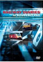 Railway Diaries - Exeter, Stafford, Toton & Nottingham DVD