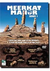 Meerkat Manor 4 DVD Set