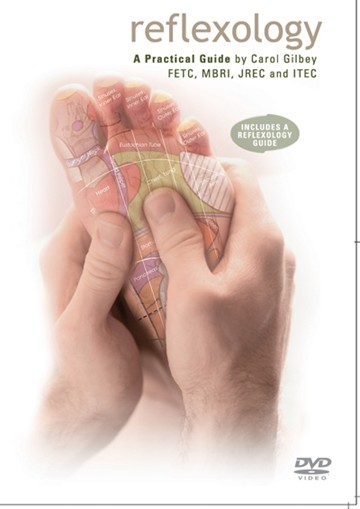 Reflexology - A Practical Guide DVD - click to enlarge