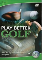 Play Better Golf 8 DVD Box Set
