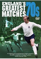 England's Greatest Matches 70'S DVD