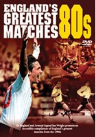 England's Greatest Matches 80s DVD