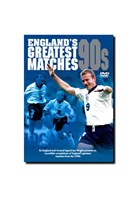 England's Greatest Matches 90'S DVD