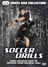 Soccer Drills Triple DVD Collection