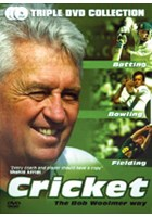 Cricket - The Bob Woolmer Way Triple DVD Collection