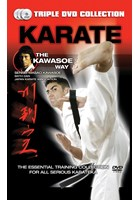 Karate Triple DVD Collection