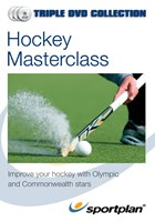 Hockey Mastercalss - Three DVD set