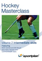 Hockey Masterclass Intermediate Skills Vol 2 DVD