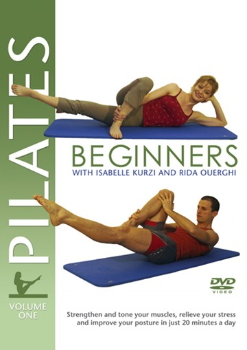 Pilates Vol 1 - Beginners DVD - click to enlarge