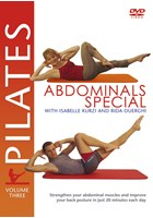 Pilates Vol. 3 - Abdominals Special DVD