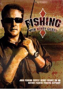 Fishing with Henry Gilbey 3 DVD Box Set