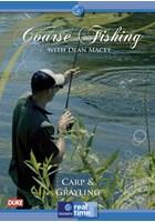 Course Fishing - Carp & Grayling DVD