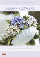 Sugar Flowers DVD