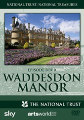 National Trust - Waddesdon Manor DVD