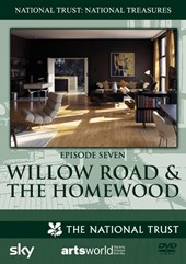 National Trust - Willow Road and The Homewood DVD
