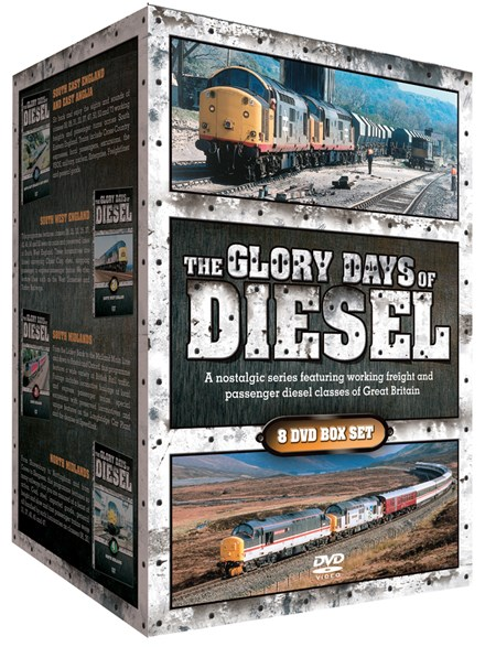 The Glory Days of Diesel (8 DVD) Box set