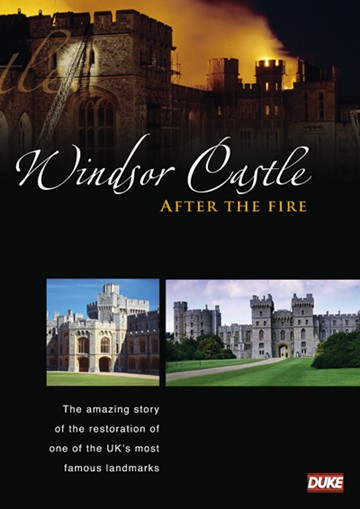 Windsor Castle - After the Fire (DVD) - click to enlarge