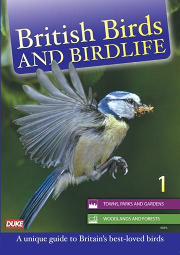 British Birds & Birdlife Vol 1 DVD - click to enlarge