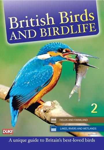 British Birds & Birdlife Vol 2 DVD - click to enlarge