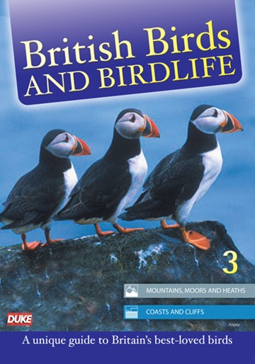 British Birds & Birdlife Vol 3 DVD - click to enlarge