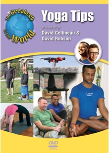 Yoga Tips - The Greatest in the World DVD