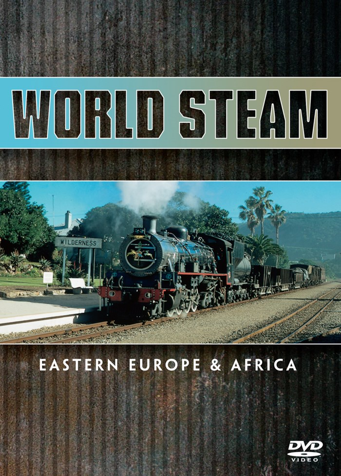 World Steam - Eastern Europe and Africa DVD