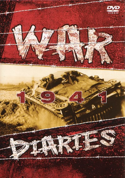 War Diaries  1941 DVD