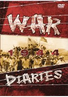 War Diaries 1944 DVD
