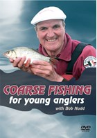 Coarse Fishing For Young Anglers with Bob Nudd DVD