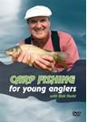 Carp Fishing For Young Anglers DVD With Bobb Nudd