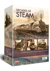 Decades of Steam 5 DVD Box Set