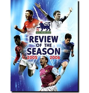 Premier League 2005/2006 Season Review (DVD) - click to enlarge