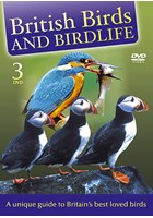 British Birds Vol 1, 2 and 3 (DVD)